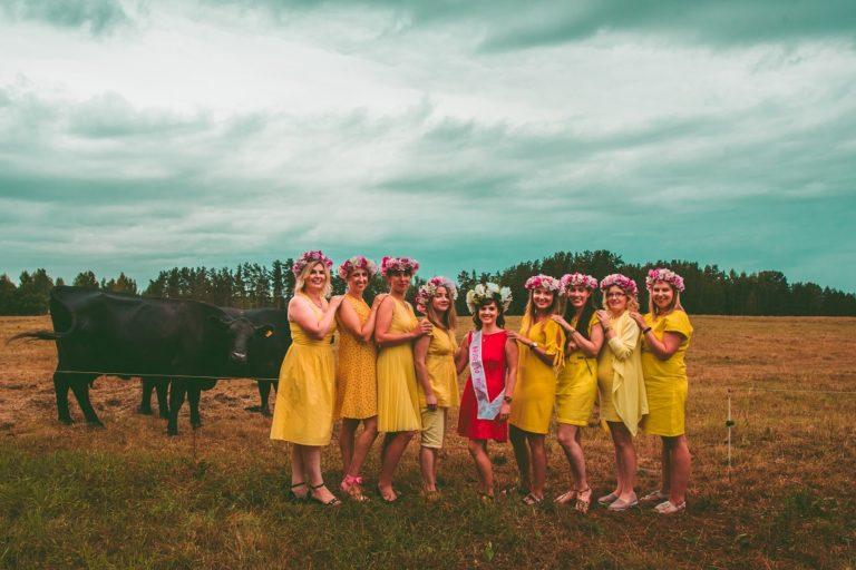 Tüdrukuteõhtu pildistamine - KROHV stuudio