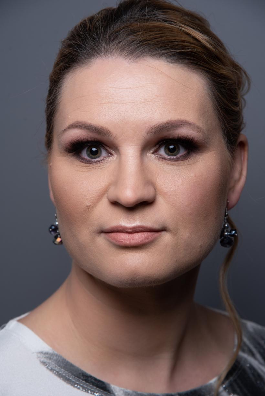Jõulumeik KROHV Stuudio jumestaja Ilona Tint
