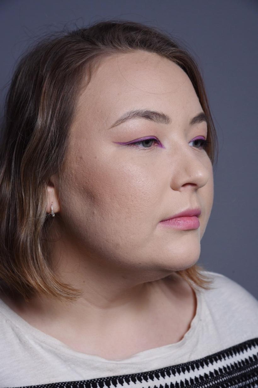 Värviline meik jumestaja Ilona Tint KROHV STuudio